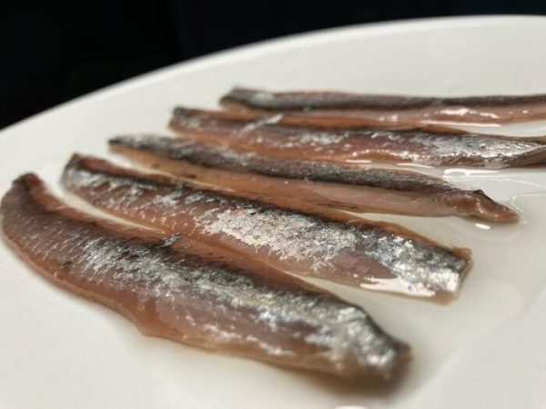 ANCHOAS AU NATUREL